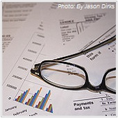 glasses put on data document